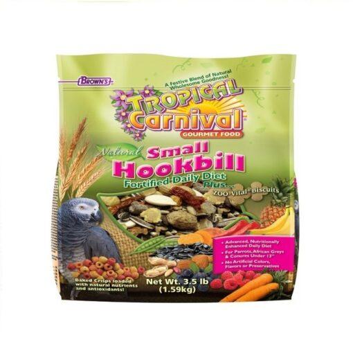 042934449128 500x500 1 - Browns Natural Small Hookbill Food