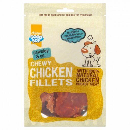 05558 copy - Armitage Good Boy - Chewy Chicken Fillets (80g)