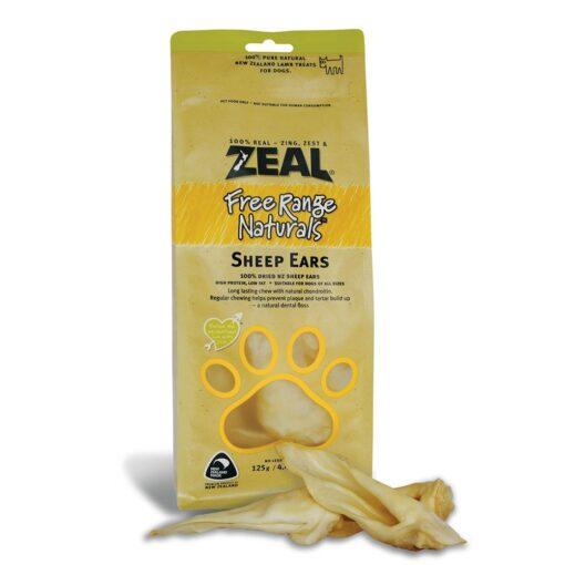 12 12 - Zeal - Sheep Ears (125 g)