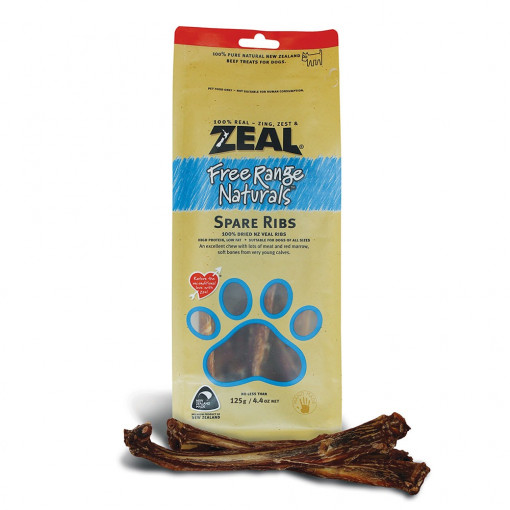 13 12 - Zeal - Spare Ribs (125G )