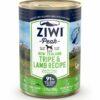 14 10 - ZiwiPeak - Tripe & Lamb Recipe Canned Dog Food (390 g)