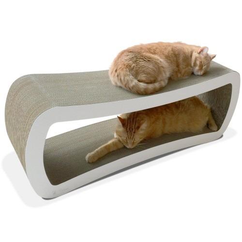18 - Pet Fusion - PetFusion Jumbo Cat Scratcher Lounge