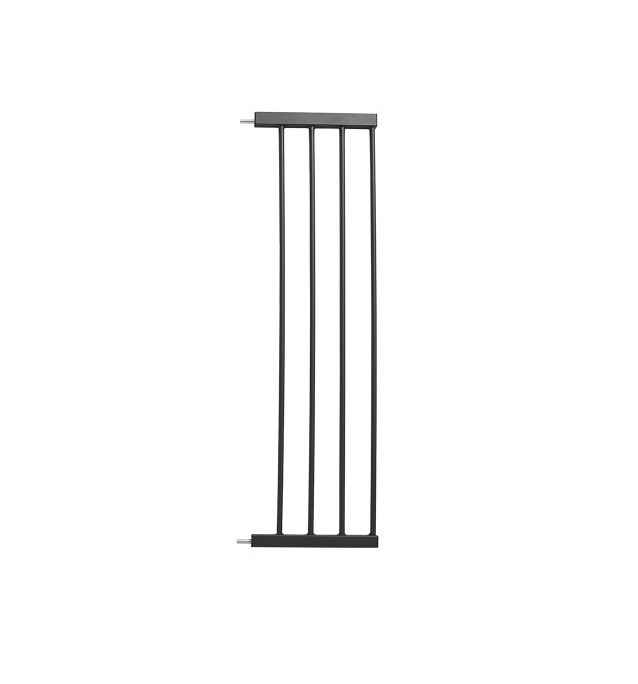 """1897 - 11"""" Graphite Extension For 39"""" High Steel Pet Gates"""