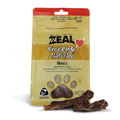 19 7 - Zeal - Wags (125 g)