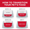 DOG Food Transition 5 2 - Hill's Science Plan Medium Mature Adult 7+ Dog Food With Chicken