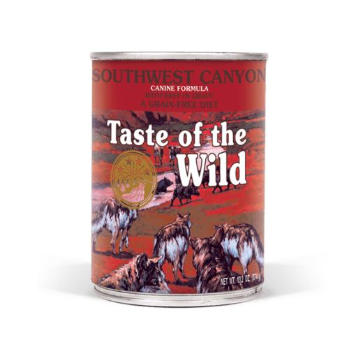 Southwest Canyon Canine Formula - Taste of The Wild - Southwest Canyon Canine Recipe with Wild Boar