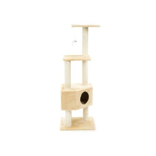 catree gopetclub - Go Pet Club - Cat Tree SIZE 48Wx48Lx130H
