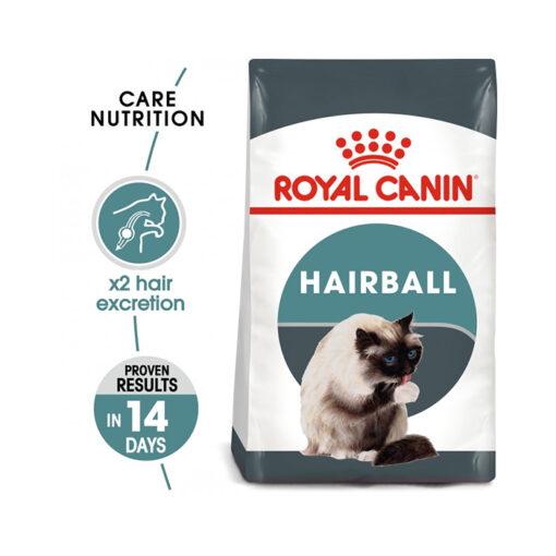 hair ball 6 - Royal Canin - Feline Care Nutrition Hairball Care