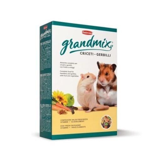 padovan grandmix criceti hamster 400gm 1 - Padovan - Grandmix Criceti (Hamster)