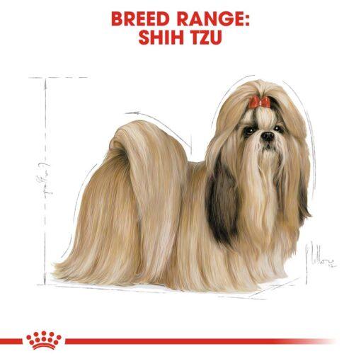 rc bhn shihtzu cv eretailkit 1 - Royal Canin - Breed Health Nutrition Shih Tzu Adult