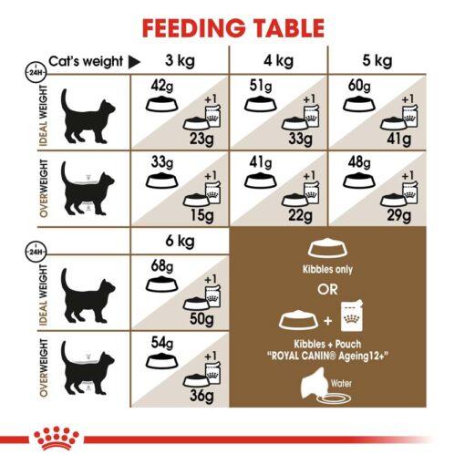 rc fhn ageing12 cv eretailkit 4 - Royal Canin - Feline Health Nutrition Ageing +12 Years