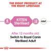 rc fhn kittensterilised cv eretailkit 1 - Royal Canin - Feline Health Nutrition Kitten Sterilised