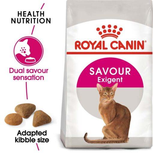 rc fhn savourexigent mv eretailkit 1 - Royal Canin - Feline Health Nutrition Exigent