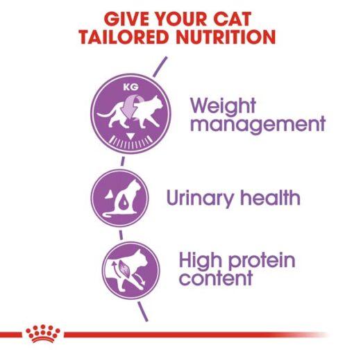 rc fhn sterilised37 cv eretailkit 2 1 - Royal Canin - Feline Health Nutrition Sterilised