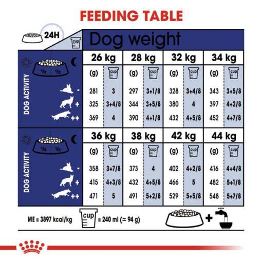 rc shn adultmaxi5 cv eretailkit 4 - Royal Canin - Size Health Nutrition Maxi Adult 5+