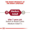 rc shn adultmedium cv eretailkit 1 1 - Royal Canin - Size Health Nutrition Medium Adult