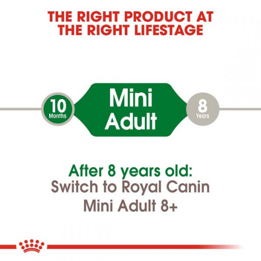 rc shn adultmini cv eretailkit 1 1 - Royal Canin - Size Health Nutrition Mini Adult