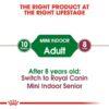 rc shn miniindooradult cv eretailkit 1 - Royal Canin Health Nutrition Mini Indoor Adult