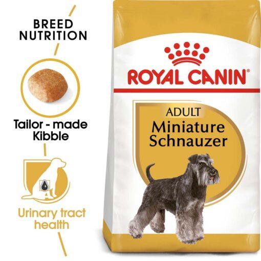 ro190280 - Royal Canin - Breed Health Nutrition Miniature Schnauzer Adult
