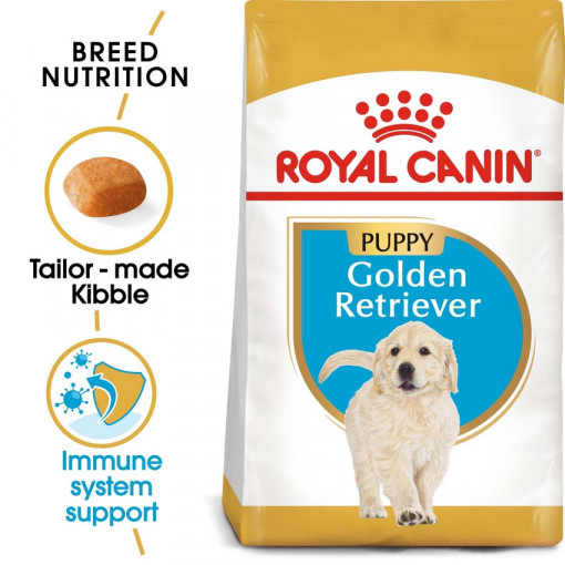 ro197070 - Royal Canin - Breed Health Nutrition Golden Retriever Puppy