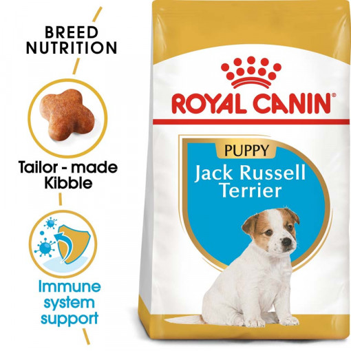 ro198150 - Royal Canin - Breed Health Nutrition Jack Russell Puppy