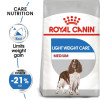 ro225740 - Royal Canin Canine Care Nutrition Medium Light Weight Care