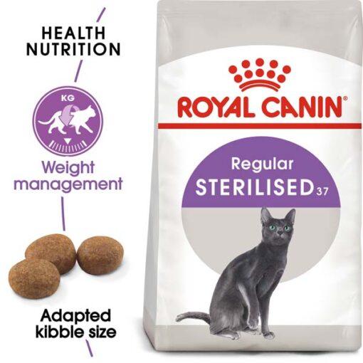 ro227210 - Royal Canin - Feline Health Nutrition Sterilised
