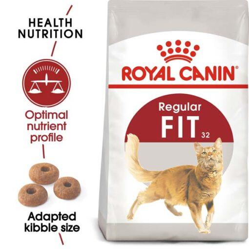 ro228170 - Royal Canin - Feline Health Nutrition Fit 32