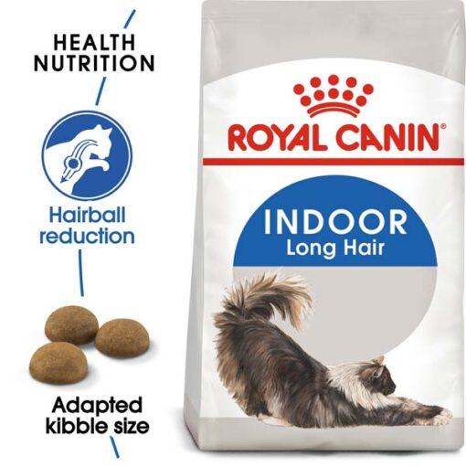 ro229800 - Royal Canin - Feline Health Nutrition Indoor Long Hair