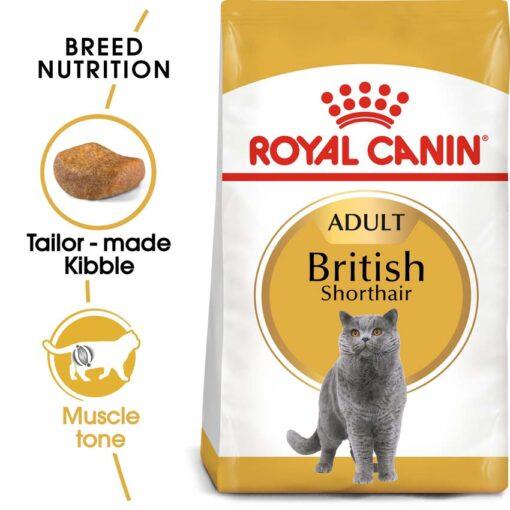 ro235020 - Royal Canin - Feline Breed Nutrition British Shorthair