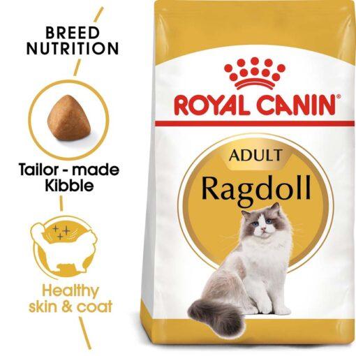 ro235130 - Royal Canin - Feline Breed Nutrition Ragdoll