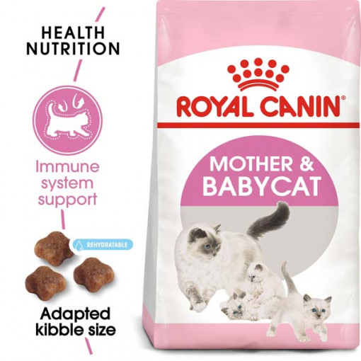 ro249540 - Royal Canin - Feline Health Nutrition Mother And Babycat
