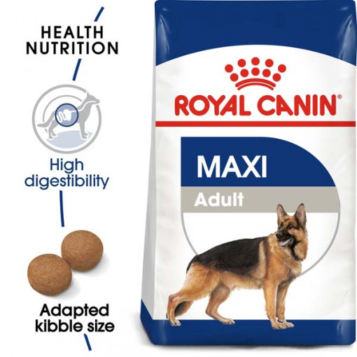 ro250530 - Royal Canin - Size Health Nutrition Maxi Adult