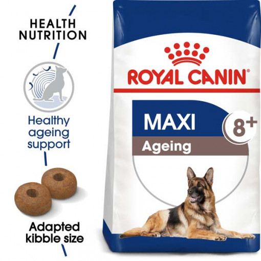 ro250610 - Royal Canin - Size Health Nutrition Maxi Ageing 8+