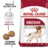 ro250750 - Royal Canin - Size Health Nutrition Medium Adult