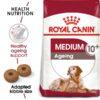 ro250820 - Royal Canin - Size Health Nutrition Medium Ageing 10+