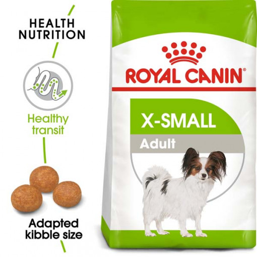 ro251490 - Royal Canin - Size Health Nutrition Xs Adult