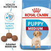 ro252370 - Royal Canin - Size Health Nutrition Medium Puppy