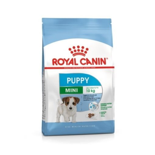ro252480 1 2 - Royal Canin - Size Health Nutrition Mini Puppy