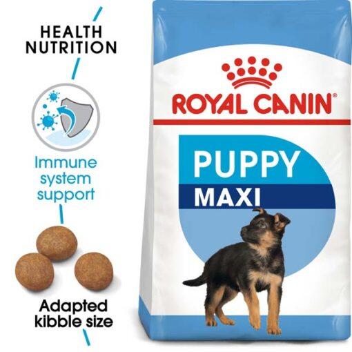 ro252920 1 - Royal Canin - Size Health Nutrition Maxi Puppy