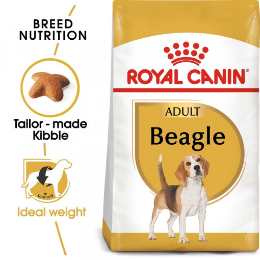 ro254790 - Royal Canin - Breed Health Nutrition Beagle Adult
