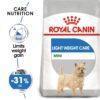 ro272240 1 - Royal Canin - Mini Light Weight Care
