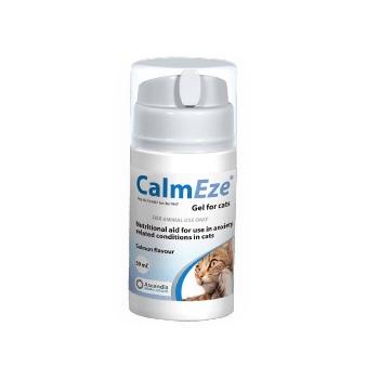 CalmEze 2 - CalmEze - Gel for Cats By CiplaVet (50 ml)