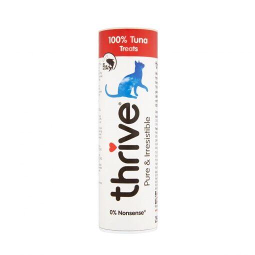 Thrive for Cats – 100 Tuna 25g 2 - Thrive - for Cats 100% Tuna