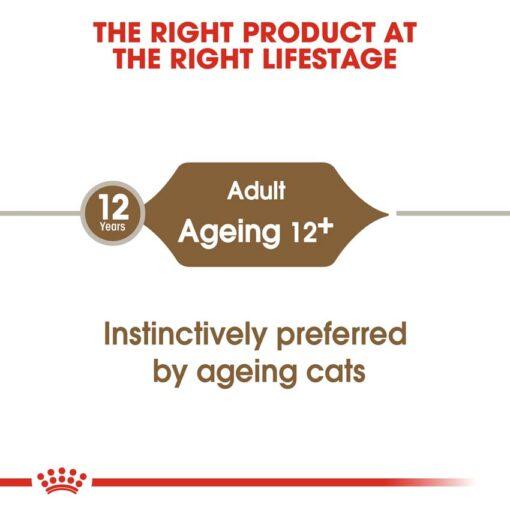 rc fhn wet ageing12gravy cv eretailkit 1 1 - Royal Canin - Feline Health Nutrition Ageing +12 Gravy
