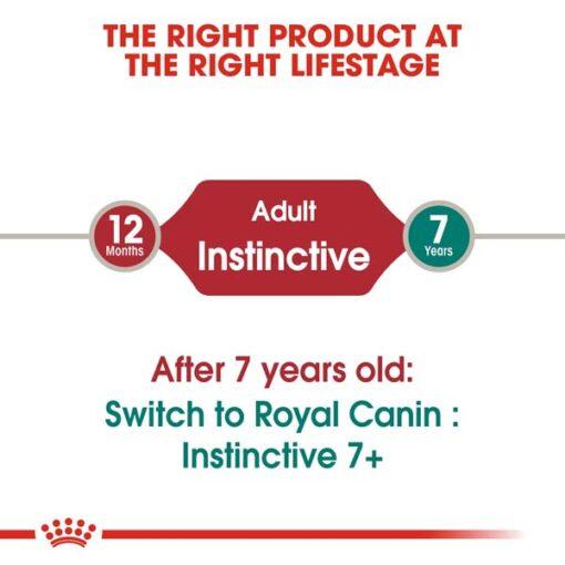 rc fhn wet instinctivegravy cv eretailkit 1 - Royal Canin - Feline Health Nutrition Instinctive Adult Cats Gravy