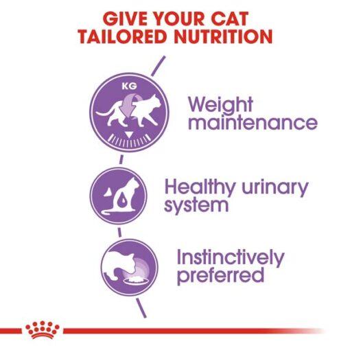 rc fhn wet sterilisedgravy cv eretailkit 2 - Royal Canin - Feline Health Nutrition Sterilised Gravy
