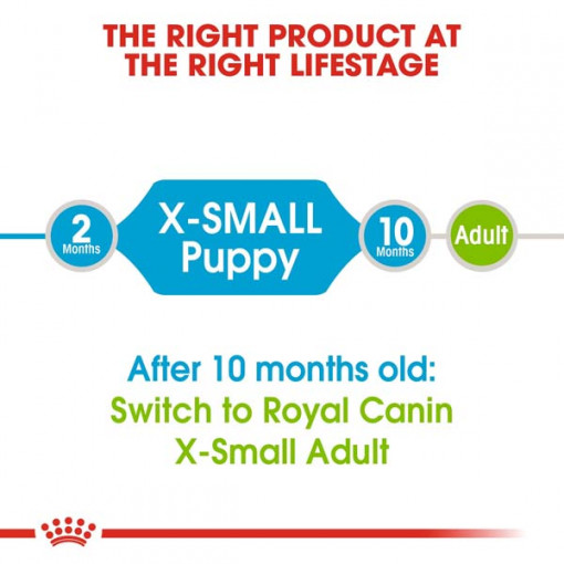 rc shn puppyxsmall cv eretailkit 1 - Royal Canin Size Health Nutrition Xs Puppy