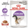 ro226860 - Royal Canin - Feline Health Nutrition Sterilised Gravy