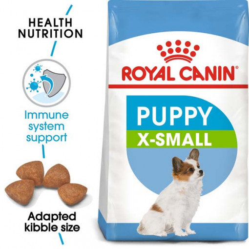 ro252670 - Royal Canin Size Health Nutrition Xs Puppy